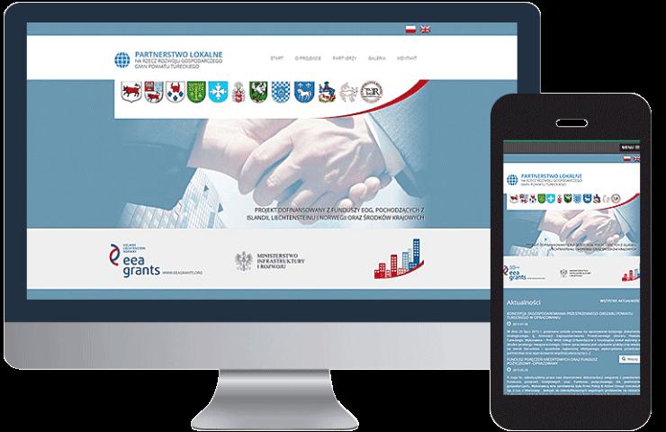 Partnerstwo lokalne na rzecz rozwoju gospodarczego gmin powiatu tureckiego
